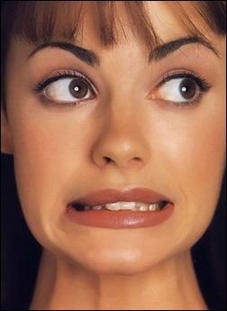 Тренировка лицевой мускулатуры