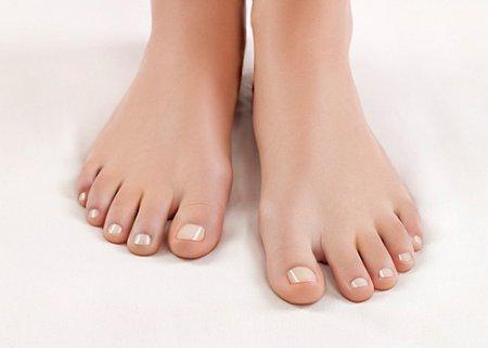 Борьба с грибком на ногах