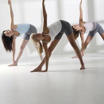 Фитнес, как средство оздоровления