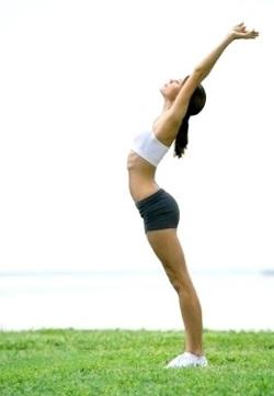 Необходимость упражнений для исправления осанки
