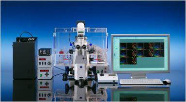 Микроскопическое оборудование, применяемое в медицине