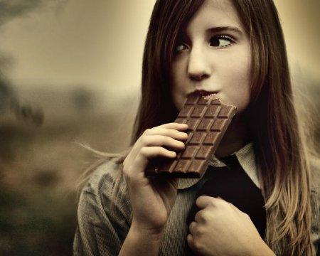 «Шоколадная» диета для быстрого похудения