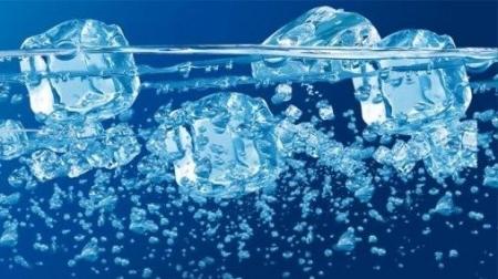 Талая вода для очистки организма