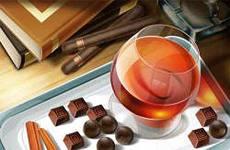 Заманчивая и вкусная шоколадная диета