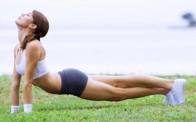 Кратковременные упражнения эффективны для похудения